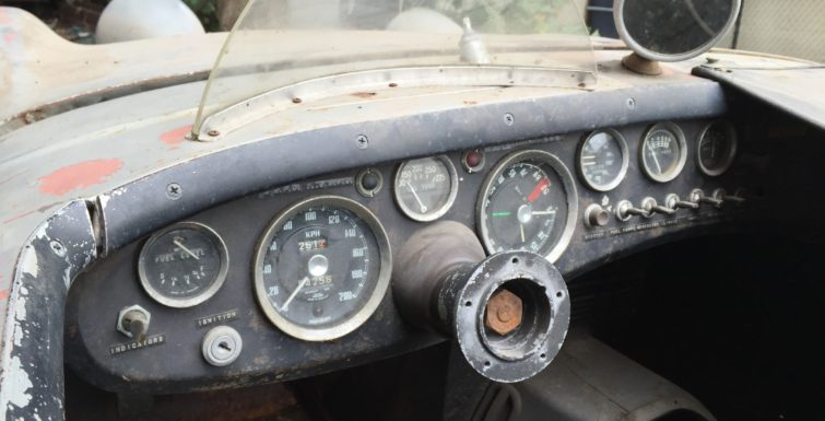 Bugeye Vintage Racer Project – The Search for Parts